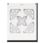 3D Dry Inlay - I00XXXZ70440