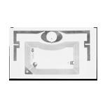ComboHF Dry Inlay - I00XXX#20440