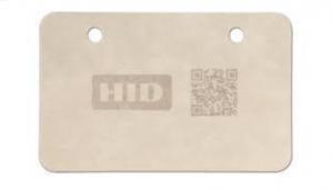 High Temperature Label UHF Monza 4